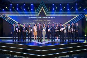 [Hyundai Bắc Ninh] Đạt danh hiệu Đại lý xuất sắc nhất năm 2018